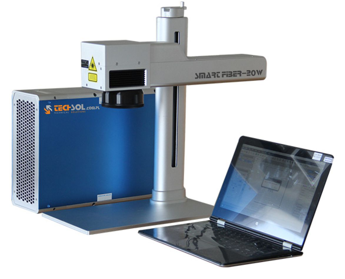 fiber laser smart techsol laser 20W